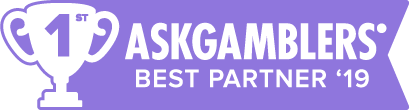 Ask Gamblers - Best Partner 2019